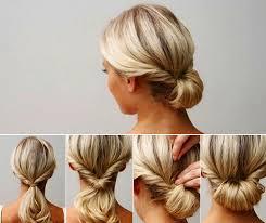 Einfache Frisuren Lange Glatte Haare by Schöne Und Einfache Frisuren Für Den Alltag Bei Langem Haar