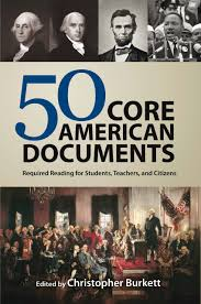 50 core american documents required reading for students teachers