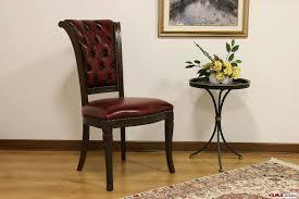 sedie per sala da pranzo sedia classica con lavorazione capitonn礙 sullo schienale