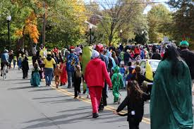 patrick henry elementary halloween walk to end homelessness