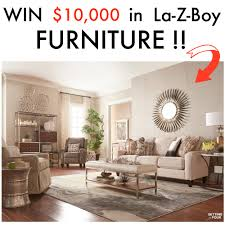 living room design ideas and giveaway setting for four enter to