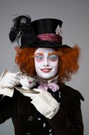 Halloween Mad Hatter Makeup by Tim Burton U0027s Creatures Pandora Abi çok Iyi Ya Pinterest