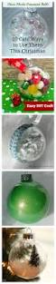 clear plastic ornament balls 10 cute ways to use them this