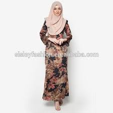 fashion baju kurung moden wholesale muslim islamic clothing for