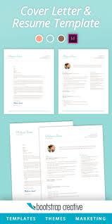 Indesign Resume Ideas Design Haven Creative Cvresume Template A4 Portrait Indesign