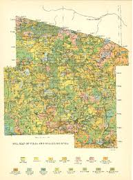 A Map Of Wisconsin by Wisconsin Geological U0026 Natural History Survey Soil Maps Of