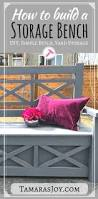 Build Garden Storage Bench by This Diy Outdoor Storage Bench Started From An Ana White Building