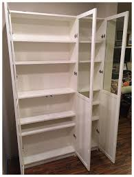 ikea hack pantry ikea pantry hack kitchen pantry using ikea billy bookcase