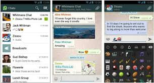 version of whatsapp for android apk whatsapp messenger 2 11 432 apk android communication app