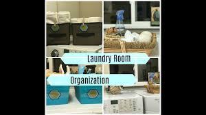laundry room organization laundry room tour youtube