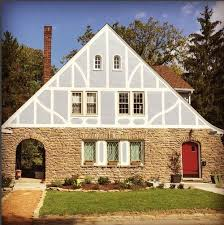 help selecting paint colors for our tudor exterior