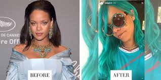 Hair Falling Out After Coloring Best Celebrity Hair Transformations 2017 Celebrity Hairstyles