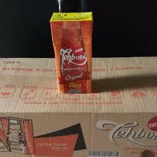 Teh Kotak Sosro 330ml jual teh sosro kotak 330ml isi 24 perdus minumansehat