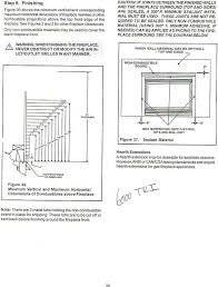 Fireplace Mantel Shelves Plans by Mantle And Fireplace Surround Minimum Clearances