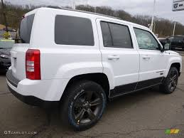 white jeep patriot 2016 2016 bright white jeep patriot sport 111951478 photo 6
