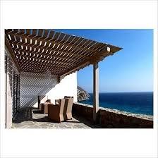 tettoia in legno per terrazzo tettoie per balconi pergole tettoie giardino