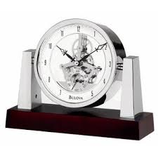 horloge de bureau horloges de table et pendules marque bulova wayfair ca