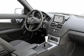 mercedes benz c class sedan 2009