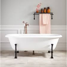 Bathroom Moroccan Porcelain Cast Iron Bathtub Sinks Shower Bench 14 Best Barn Bathtub Images On Pinterest Soaking Tubs Bathtubs