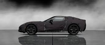 last stand corvette gran turismo 5 gets corvette c7 test prototype slashgear