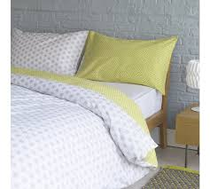 Buy Habitat Ditsy Grey Bedding Set Double At Argos Co Uk Your
