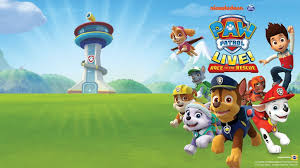 paw patrol live tobin center for the performing arts san