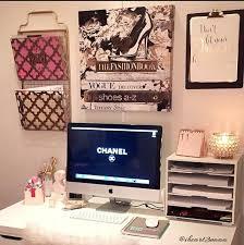 Pinterest Office Desk Office Desk Ideas Best 25 Chic Office Decor Ideas On