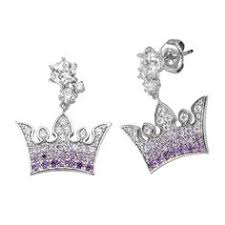j estina earrings j estina 925 sterling silver gold yuna memowa tiara earrings