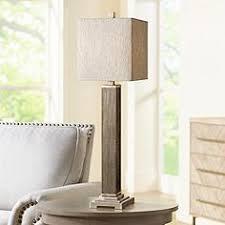 rustic lodge buffet lamps table lamps lamps plus