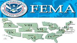 fema region map warning fema region conducts disaster drill could