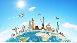 around the world landmarks preschool ideas