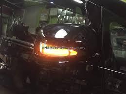 lexus malaysia johor bahru vellfire alphard 2012 lexus model side mirror led cover with