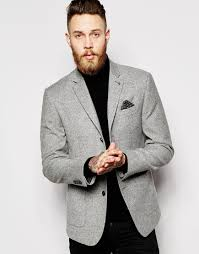 Celebrity Clothing For Men Men U0027s Street Style Slim Blazers And Cropped Pants Clothing For