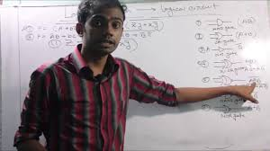 how to draw logical circuit hsc ict tutorial youtube