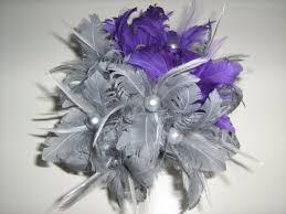 feather flower feather flowers weddingbee