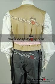 pirates of the caribbean 5 jack sparrow costume set cosplaysky com