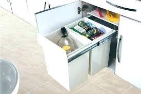 poubelle pour meuble de cuisine poubelle tiroir cuisine meuble cuisine encastrable poubelle cuisine