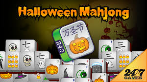 cute tile background halloween halloween mahjong android apps on google play