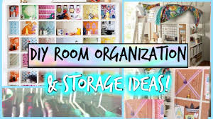 diy room organization and storage ideas spring cleaning youtube