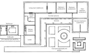 roman floor plan roman house floor plan villa floorplan scholastic home plans