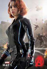 Nick Fury Halloween Costume Avengers Age Ultron Posters Reveal Black Widow Thor