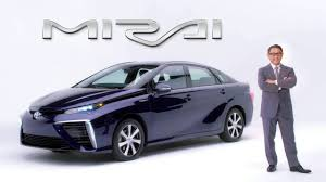 toyota global hydrogen powered toyota mirai gets 312 miles on a tank but what