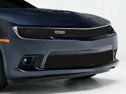 camaro 2014 accessories 2014 2015 camaro ss billet grille grill phantom by t rex sleek