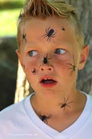 spider infestation costume halloween ideas boys and costumes