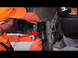 audi q7 brake pad replacement how to change a front brake pads audi q7 4l tutorial autodoc