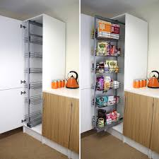 kitchen pull out larder storage unit monstershop