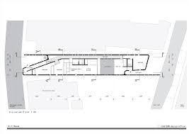 apartments house plans narrow long narrow house designs block m