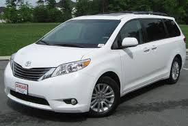 toyota makes toyota sienna wikipedia
