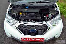 datsun datsun redi go 1000cc test drive review images and full details