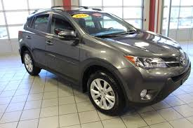 2014 toyota limited 2014 used toyota rav4 4wd 4dr limited at wolfchase toyota serving